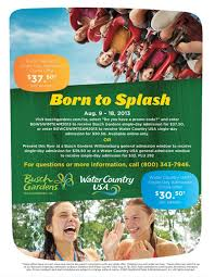 busch gardens specials. photo 5 of 8 a frugal chick (attractive busch gardens coupon #5) specials s