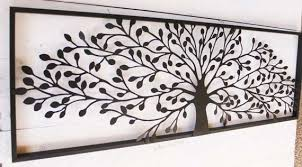 on brown metal tree wall art with metal wall art decor metal wall decor metal tree wall art