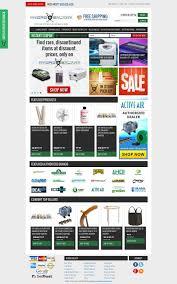 Burbank Website Design Bigcommerce Website Developed For A Leading Hydroponics