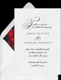 wedding invitation wording how to find