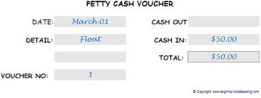 Petty Cash Log Know Your Petty Cash Procedures