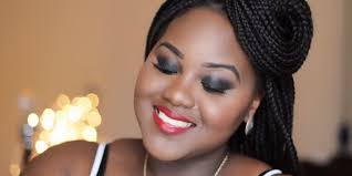 your val s day look will make more sense with this velvet smokey eyes makeup tutorial