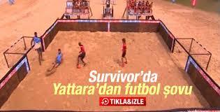 Survivor'da Yattara'dan futbol şovu İZLE