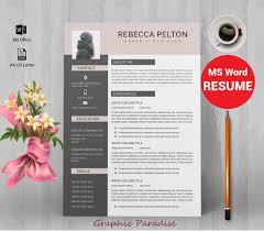 Resume Template Professional Resume Template Resume Template Word