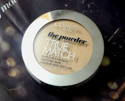 loreal true match super blendable powder review 2