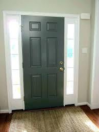 spray paint front door spray paint doors painted front doors spray paint wood front door inside