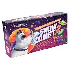 Детский <b>снегокат</b>-<b>трансформер</b> с колесиками и спинкой <b>Small</b> ...