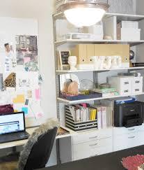 small home office. Small Home Office Tour Via Whitney J Decor E