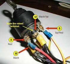 ignition switch troubleshooting 2002 Mercury Ignition Switch Wiring Diagram Mercury 50 HP Wiring Diagram