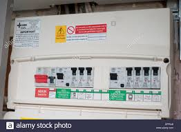 fuse box fuse stock photos fuse box fuse stock images alamy domestic fuse box stock image