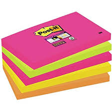 post it 655s n 76 x 127 mm super sticky notes cape town