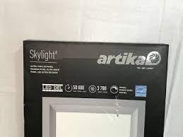 artika skylight flat ultra thin led