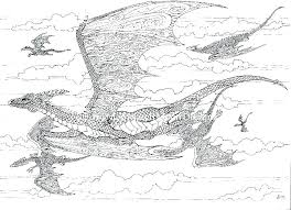 Dragon Coloring Pages To Print Dragon Coloring Pages Online Dragon