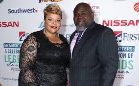 Tamela Mann On How David's Baby Mama Drama Almost Ruined Marriage