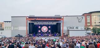 Stage Ae Pittsburgh Pa Seating Chart 58 Abundant Ae Arena Pittsburgh