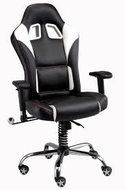 black and white office. Pitstop SE Office Chair Black \u0026 White And