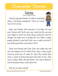 Second Grade Reading Comprehension Worksheets | Have Fun Teaching
