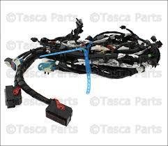 new oem mopar engine wiring harness dodge caravan chrysler town year one mopar wiring harness at 1976 Mopar Engine Wiring Harness