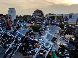erie pa dj bill page hosts bike shows