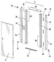 door jamb diagram. Exterior Door Frame Parts Jamb Diagram