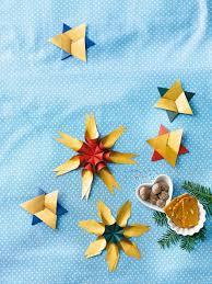 Kinder Falten Weihnachtssterne M Bastelmaterial Buch