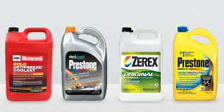 Prestone Antifreeze Color Chart 7 Best Coolants For Every Vehicle 2018 Types Of Coolant