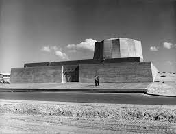 AD Classics: Soreq Nuclear Research Center / Philip Johnson | ArchDaily