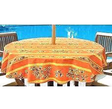 outdoor umbrella tablecloth round umbrella tablecloth with zipper outdoor outdoor umbrella tablecloth zipper