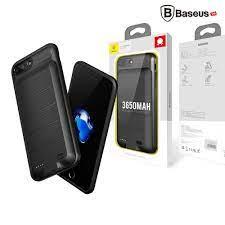 Ốp lưng tích hợp Pin Sạc dự phòng Baseus cho iPhone 6/ iP7 / Plus