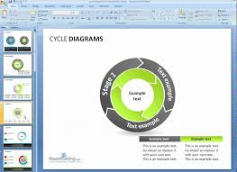 Slide Circle How To Customize Cycle Diagrams In Powerpoint Youtube