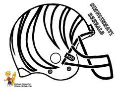 Small Picture Anti Skull Cracker Football Helmet Coloring Page NFL Football
