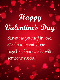 Romantic Quotes For Valentines Day Cards