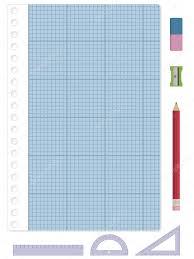 Graph Paper Stock Vector Mattasbestos 3080480