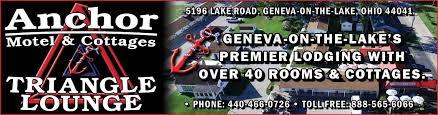 Geneva on the lake sits beside lake erie. Anchor Motel And Cottages Geneva On The Lake Ohio Submit Form Thank You