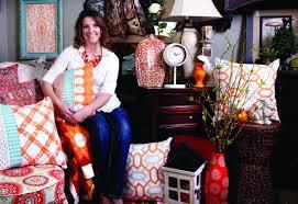 White Bear Lake design pros share their picks for summery orange ... & Christina Miller from Christina Lynn Interiors created a vignette in her White  Bear Lake store of Adamdwight.com