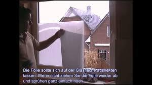 Montageanleitung Fensterfolie Im Badwc Oder Büro Als Sichtschutz