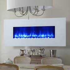 dynasty miami led wall mounted electric fireplace reviews wayfair intended for ideas architecture wall