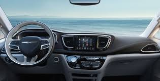 2018 chrysler pacifica interior. unique interior 2018 chrysler pacifica front interior dash and instrument panel to chrysler pacifica interior