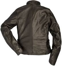 pit usa womens motorcycle cafe racer jacket