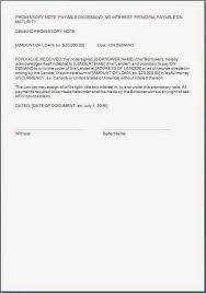 Sample Demand Promissory Note Template