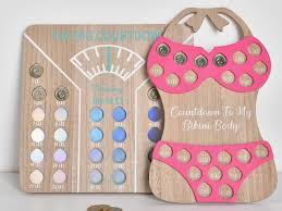 Weight Loss Calendar These Weight Loss Calendar Plaques Will Help You Reach Your Ultimate