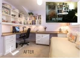 walk in closet office. and finally they had a messy walkin closet organizer that desperately needed some sprucing by we mean major renovations walk in office r