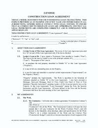 Employee Loan Agreement Template Employee Loan Agreement Template Draft Meeting Agenda Free Cash Form 6