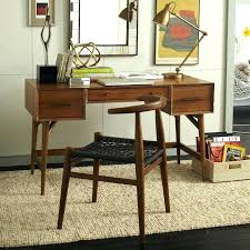mid century office chair. Mid Century Modern Office Furniture Desk Acorn West Elm Chair I