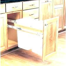 kitchen garbage kitchen garbage cans in cabinet kitchen trash bin cabinet garbage can cabinet cabinet trash