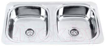 <b>Melana</b> 8148S 0.8/210 / <b>239t</b>*8 <b>Мойка кухонная</b> (раковина) купить ...