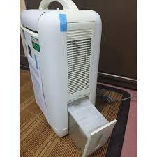 Sẵn hàng) Máy hút ẩm sấy quần áo Sharp 10L nội địa Nhật CV A100 chính hãng  3,500,000đ