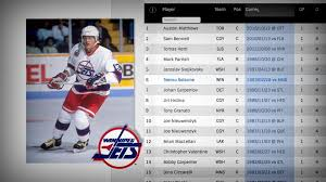 Nhl Player Comparison Chart Nhl Offers Online Access To 100 Years Of Player Team Game