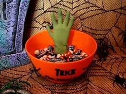 animated halloween candy bowl. Beautiful Halloween ANIMATED GRABBING MONSTER HAND CANDY BOWL Haloween Party Prop Decoration   YouTube And Animated Halloween Candy Bowl W