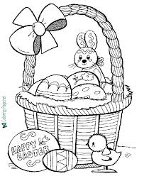 They can make great easter gifts for friends and family or also instant decorations to hang up around the house. Easter Coloring Pages